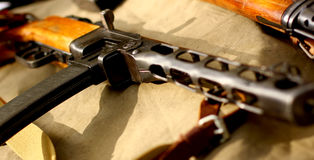 老枪设备 图库摄影