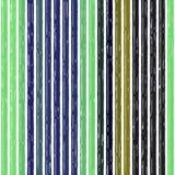 老样式条纹无缝的背景,线瓦片 库存例证