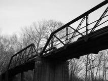 老桥梁国家(地区) 库存照片