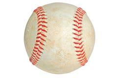 老棒球 库存图片