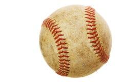 老棒球 免版税库存照片