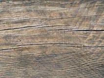 老棕色木委员会表面纹理照片 免版税库存照片