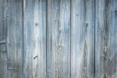老概略的变色的木纹理 库存照片