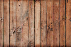 老概略的木板条纹理 免版税图库摄影