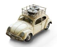 老模型汽车 库存照片