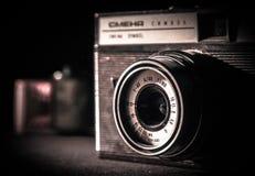 老模式俄国照相机 库存照片