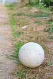 老橄榄球 免版税库存照片