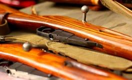 老步枪 免版税库存照片