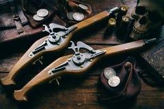 老武器 免版税库存照片