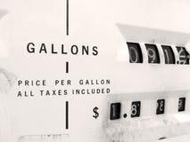 老气泵 免版税库存照片