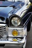 老汽车细节 库存图片