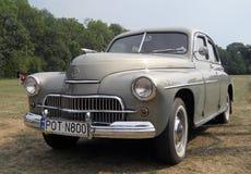老汽车 免版税库存图片