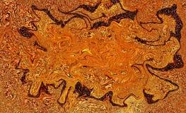 老沙子墙壁纹理背景 与拷贝的抽象背景 免版税库存照片