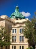 老法院大楼, DeLand 库存图片