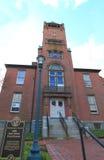 老法院大楼 库存照片