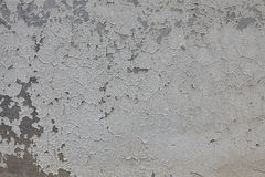 老浅灰色的油漆 免版税库存图片