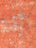 老涂灰泥的墙壁 库存图片
