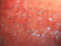 老涂灰泥的墙壁 免版税库存照片
