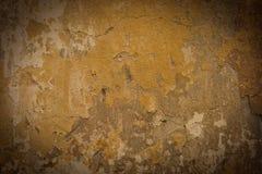 老混凝土墙纹理背景 抽象背景,空 免版税库存图片