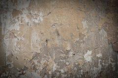 老混凝土墙纹理背景 库存照片