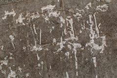老混凝土墙纹理背景 免版税库存图片