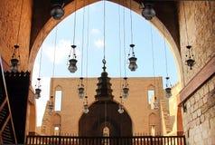 老清真寺在埃及开罗 库存照片