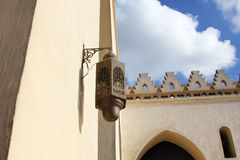 老清真寺在开罗在埃及 库存图片