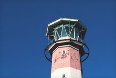 老灯塔 免版税库存图片