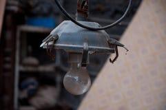 老灯笼 免版税图库摄影