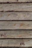 老灰色木板 免版税库存图片