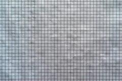 老灰色颜色方格的纹理纸或材料和织品  图库摄影