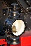 老煤油灯 库存照片