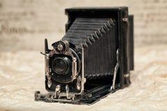 老照相机,古老照相机 免版税库存照片