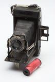 老照相机 免版税库存图片