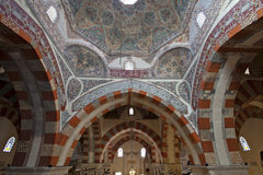 老爱迪尔内清真寺 库存图片
