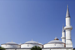 老爱迪尔内清真寺 库存照片