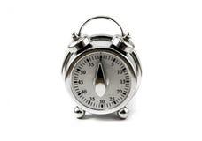 老牌厨房定时器 免版税库存照片