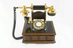 老牌电话#2 免版税库存图片
