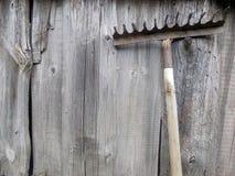老犁耙 库存图片