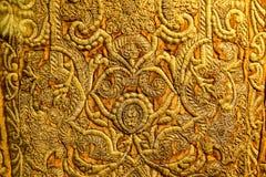 老犹太纺织品的细节 免版税库存图片