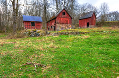 老瑞典农场 库存图片