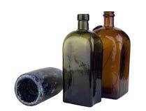 老瓶 免版税库存照片