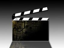 老电影设备 库存图片
