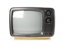 老电视 图库摄影