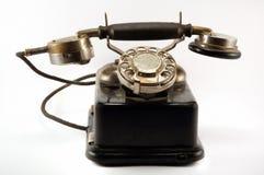 老电话 免版税库存照片