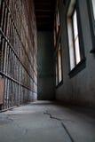 老监狱在得克萨斯 免版税图库摄影