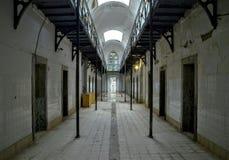 老监狱 库存图片