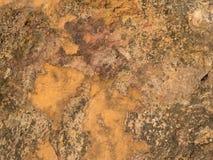 老石墙的纹理 免版税图库摄影