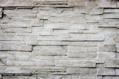 老石墙纹理 免版税库存照片