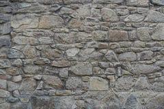 老石墙背景 免版税图库摄影